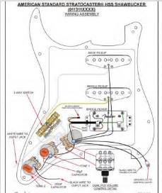shawbucker wiring leading questions fender stratocaster guitar forum