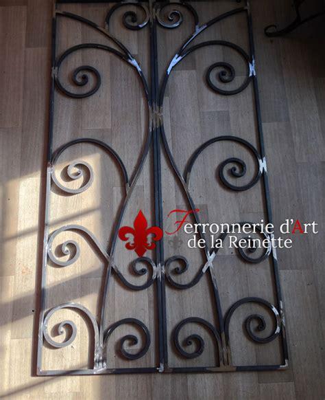 fabrication de portails portes et grilles sur mesure dans