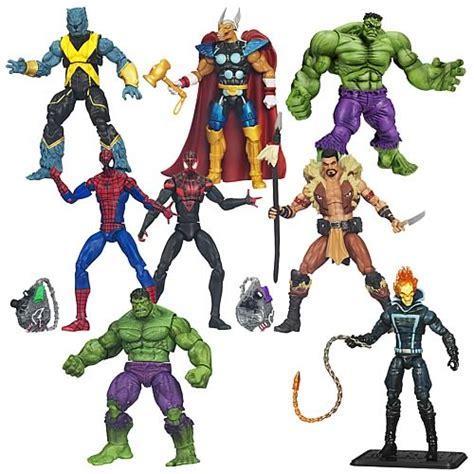 Marvel All Figure marvel universe figures wave 18 hasbro marvel