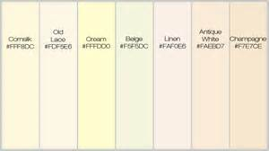 white color names anatomy of colors in web design as snow white
