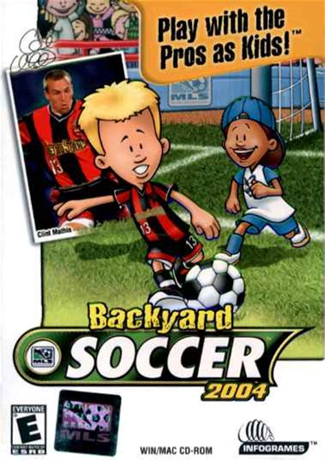 play backyard soccer backyard soccer 2004 from cdaccess com