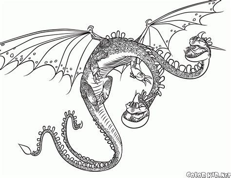 dibujos para colorear como entrenar a tu dragon furia dibujo para colorear c 243 mo entrenar a tu drag 243 n