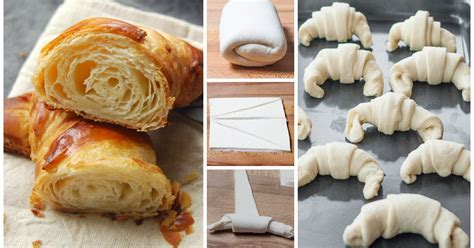 croissant fatti in casa croissant francesi originali 4 4 5