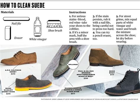 how to clean suede shoes at home arabment