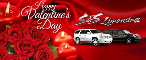 limo for a day valentines limo transportation packages new york