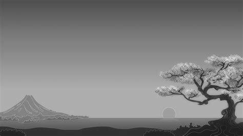 grey japanese wallpaper japanese digital art minimalism simple background