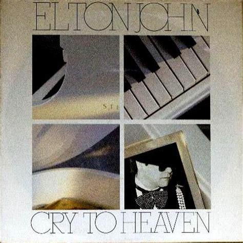testo e traduzione rag doll elton cry to heaven 1985