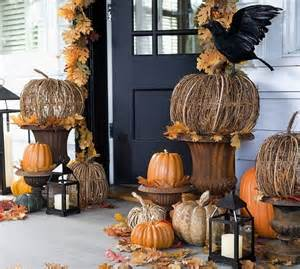pumpkin displays fall decorating decorations pictures photos and images for