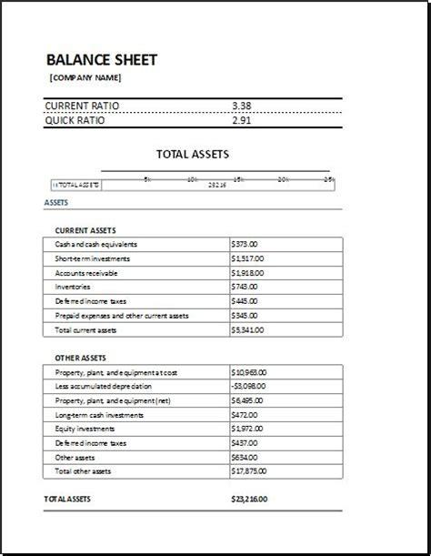 top 25 best balance sheet template ideas on pinterest