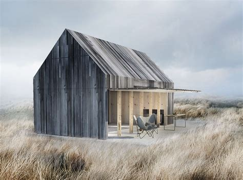 boathouse architecture swedish boat house by we architecture plain magazine