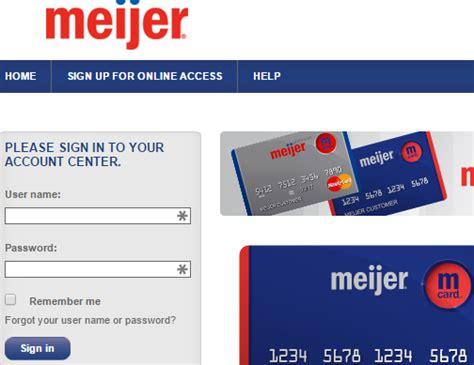 Meijer Gift Card Center - image gallery meijer card