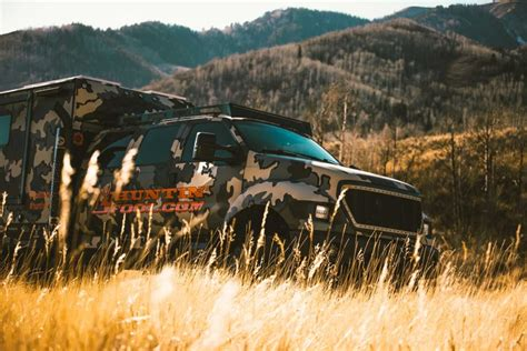 Hunting Trip Giveaways 2017 - s2 e5 huntin fool camper dieselsellerz blog
