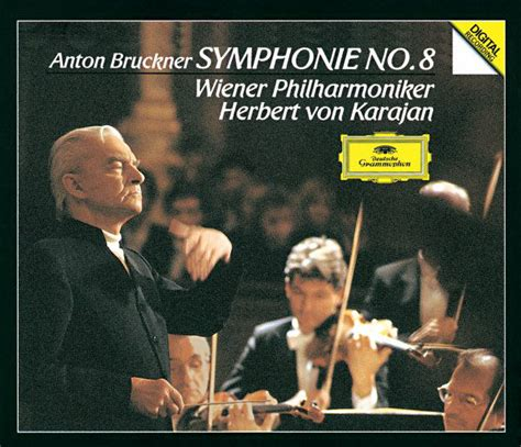 8 No Nos by Bruckner Symphony No 8 By Herbert Karajan On Apple