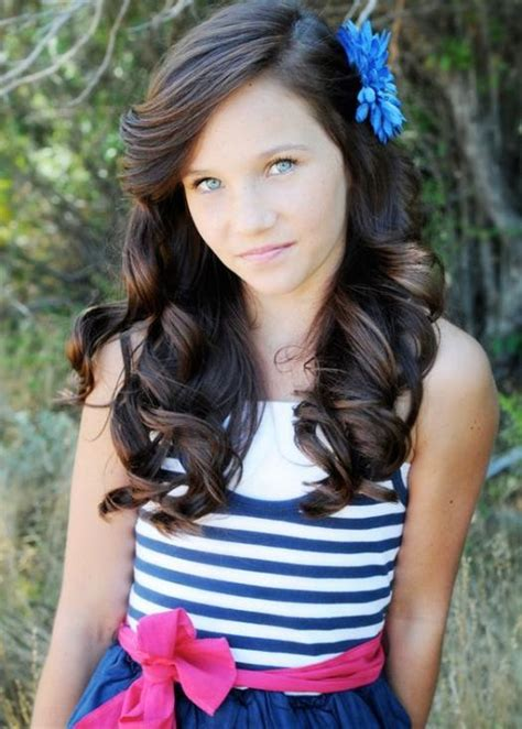 12 year old girls hairstyles for long hair know if you are like cute 12 year old girl proprofs quiz