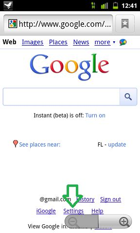 how to clear search history on android how to clear your search history on android cnet