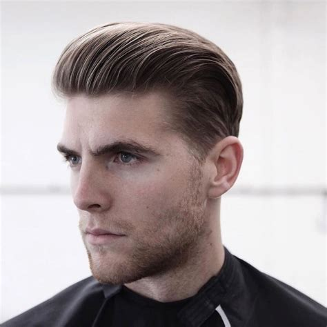 Back Hairstyle by 21 Gorgeous Hairstyle Undercut Slicked Back Hairstyle