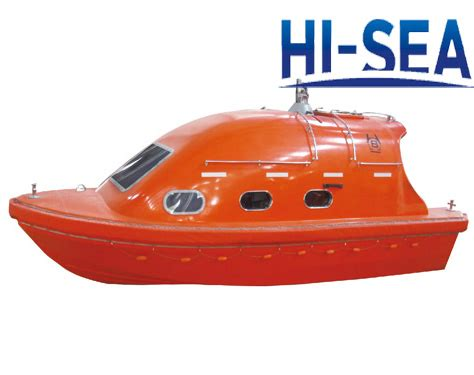 rescue boat propeller guard solas enclosed fast rescue boat supplier china life boat rescue