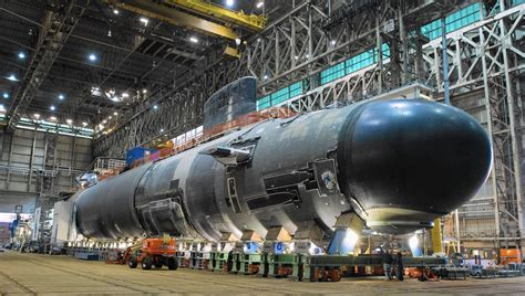 general dynamics electric boat florida uss illinois submarine set to be christened this year