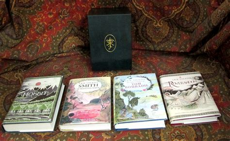 the pocket roverandom the j r r tolkien pocket edition collection with custom full leather slipcases j r r tolkien