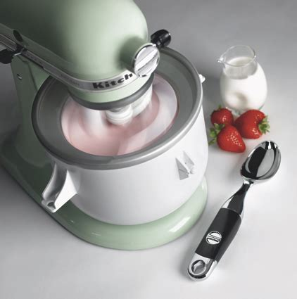 reviews for kicaowh kitchenaid ice cream maker attachment