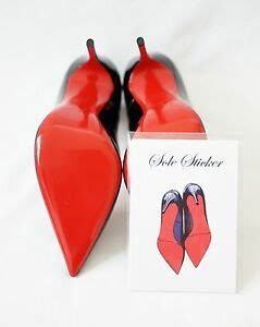 Christian Louboutin Sneaker Sole Guard by Clear 3m Sole Protector Guard For Christian Louboutin Bottom Heels Ebay