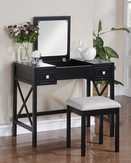 tables for bedrooms no clutter 5 flip top mirror storage vanities clutter