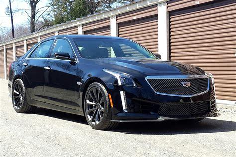 Cts V Black by 2016 Cadillac Cts V 196508