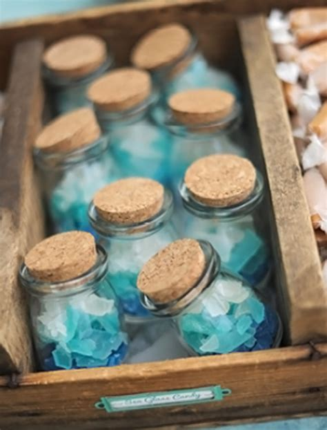 sali da bagno colorati bomboniere tema mare 30 idee originali per il vostro
