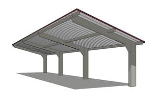 Curved Pergola Kits by Steelworx Cantilevered Monoslopes Amp Dugouts Coverworx