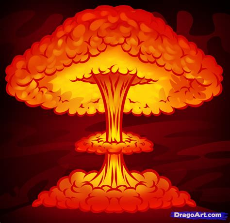 doodle how to make nuclear bomb nuclear bomb explosion drawing www imgkid the