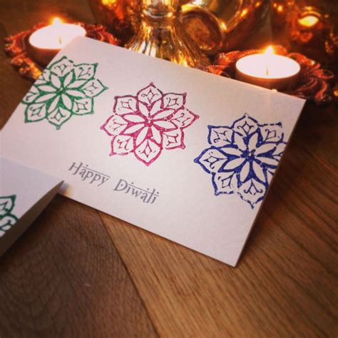printable greeting cards india handmade greeting cards for diwali using traditional