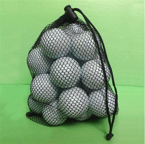 Oem Golf Mesh Bag mesh drawstring bag for 12 golf balls buy