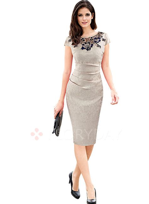 Sleeve Midi Sheath Dress floral lace cap sleeve midi sheath dress floryday