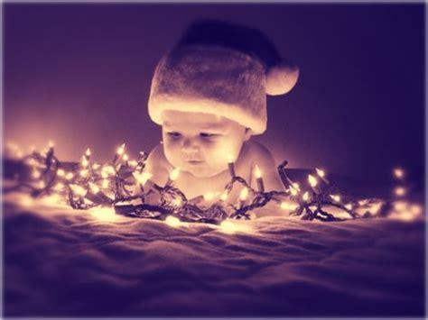 baby with lights photo child kid lights santa image 310241 on
