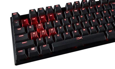 Keyboard Hyperx Alloy Fps kingston launches hyperx alloy fps mechanical gaming keyboard pc malaysia
