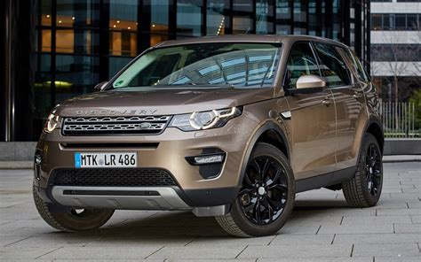 land rover discovery sport black design pack 2015