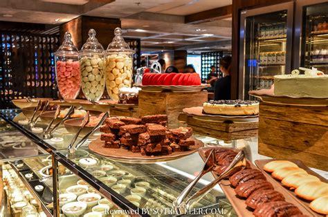 goji kitchen bar ขนมหวาน hotels restaurants lifestyles