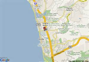 map of mar california map of winners circle and tennis mar