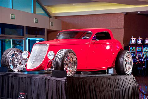 Morongo Car Giveaway - morongo casino will give away a 33 ford coupe to one lucky winner rod authority