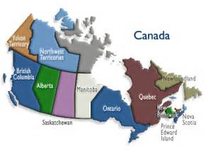 10 provinces of canada map how would you rank the canadian provinces for visiting