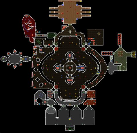 doom3 map doom e3m5 unholy cathedral strategywiki the video game