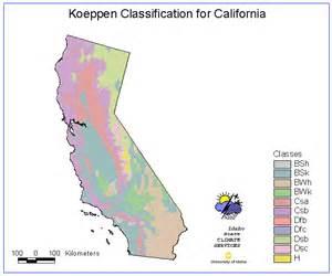 climate map california san diego california chapter 15 california