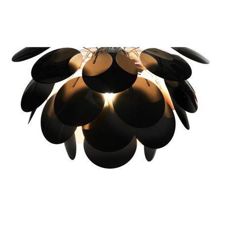 Deckenleuchte Schwarz by Marset Discoco Deckenleuchte Schwarz Gold Designer