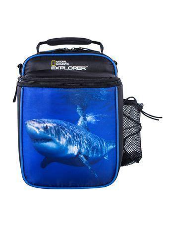 cooler bag walmart national geographic shark print cooler bag walmart ca