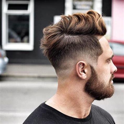 side part love this look men hairstyle pinterest 1000 ideas about undercut pompadour on pinterest bald