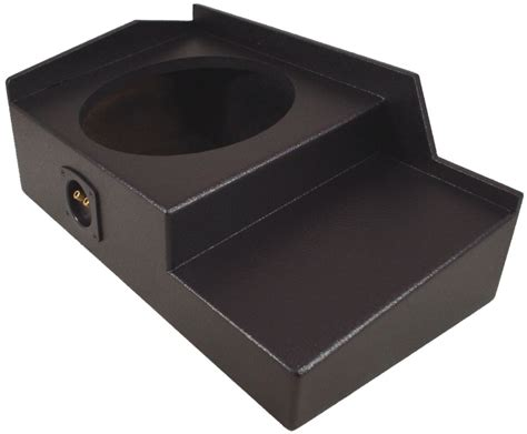 Home Theater Gmc 887a custom gmc 99 06 extended cab subwoofer box 10