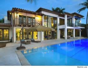 House of the day bali style modern on miami beach