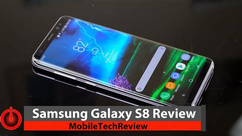 R Samsung S8 Samsung Galaxy S8 Review