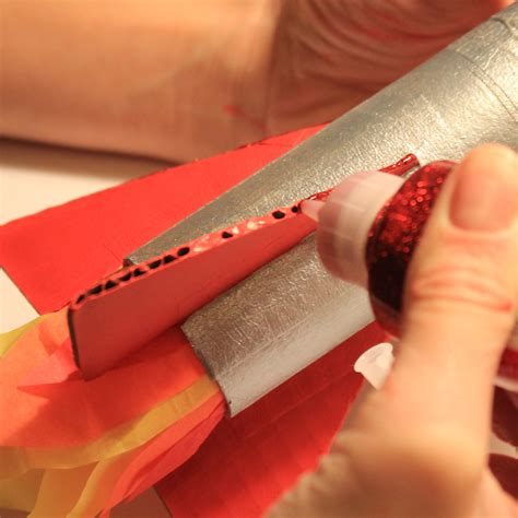 how to make space how to make a cardboard tube rocket ship hobbycraft blog