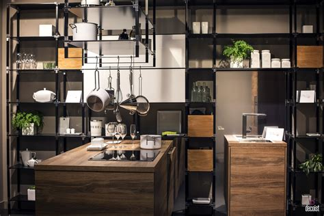 modern industrial style kitchen design orchidlagoon com practical and trendy 40 open shelving ideas for the
